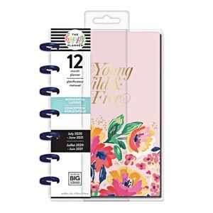 Happy Planner Young Wild & Free 12 Month Mini